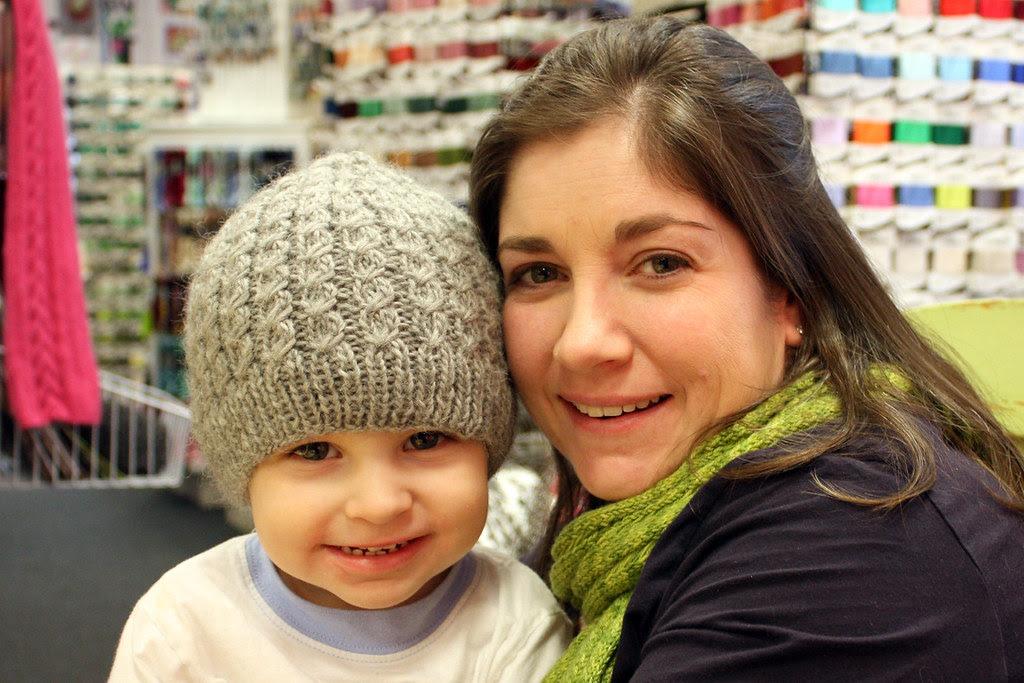 december charity hat