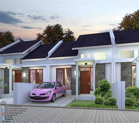 perumahan minimalis - desain rumah