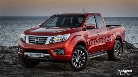 nissan frontier top speed