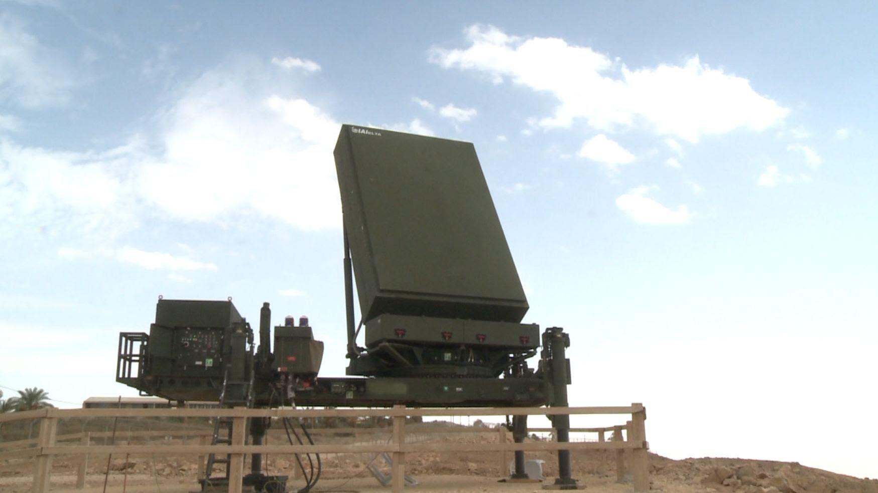 Resultado de imagen de radares ELM 2084 MMR