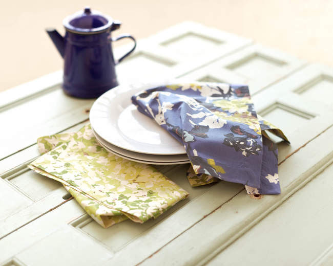 Pine Cone Hill Table Linens   Table Linen Giveaway   Good Life Eats