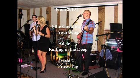 Function Band. Coco Mojo. Weddings, Functions, Party