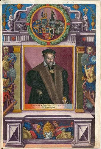 Fuggerorum et Fuggerarum .. Imagines a