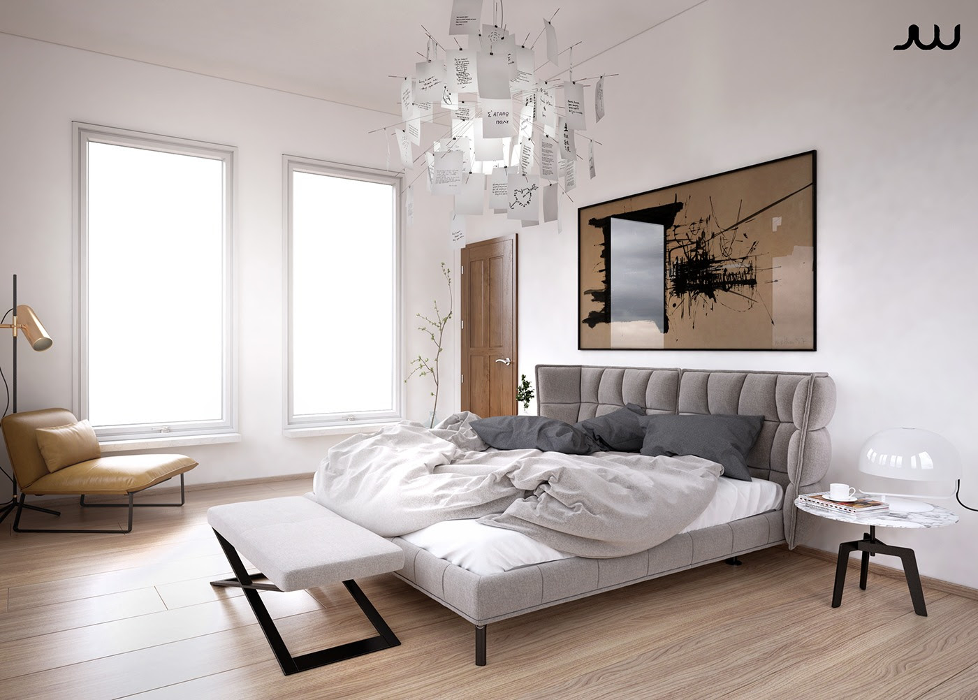 Apartment Bedroom Juni 2018