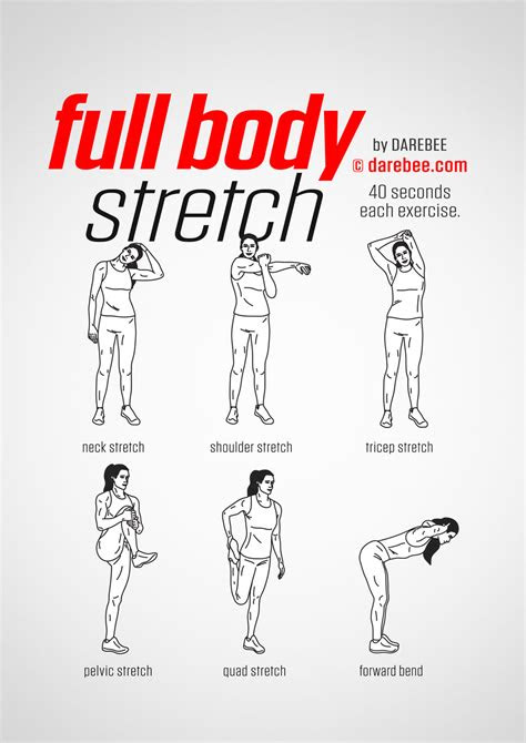 full body stretch