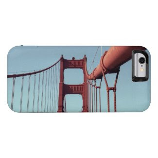 On The Golden Gate Bridge iPhone 6 Case