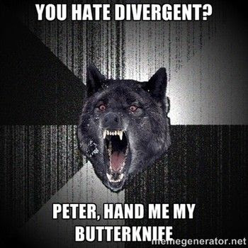 The 15 most hilarious 'Divergent' memes so far