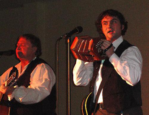 Cabaret: Ken Spivey Band