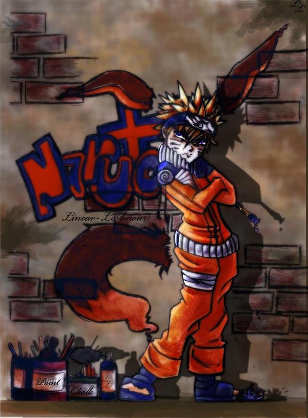 Download 92+ Gambar Grafiti Naruto Keren Gratis