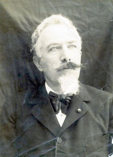James Jackson hacia 1885