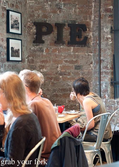 pie tin newtown