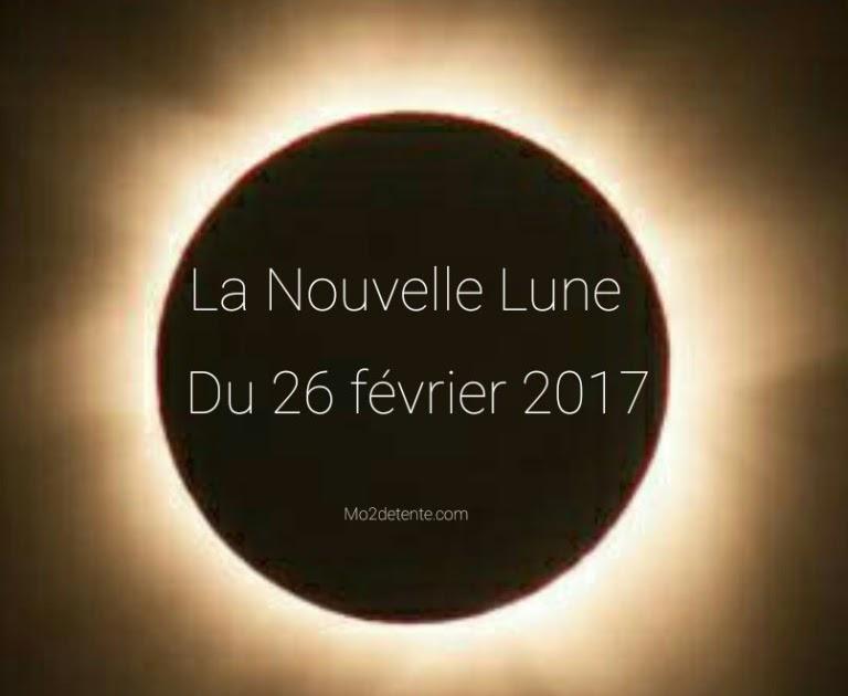 Le grand changement la nouvelle lune du 26 f vrier 2017 - Jardiner avec la lune fevrier 2017 ...
