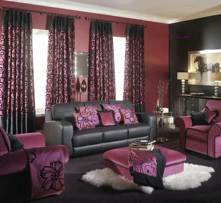 10+ Amazing Color Schemes For The Living Room
