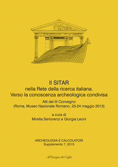 Archeologia e Calcolatori, supplemento 7, 2015