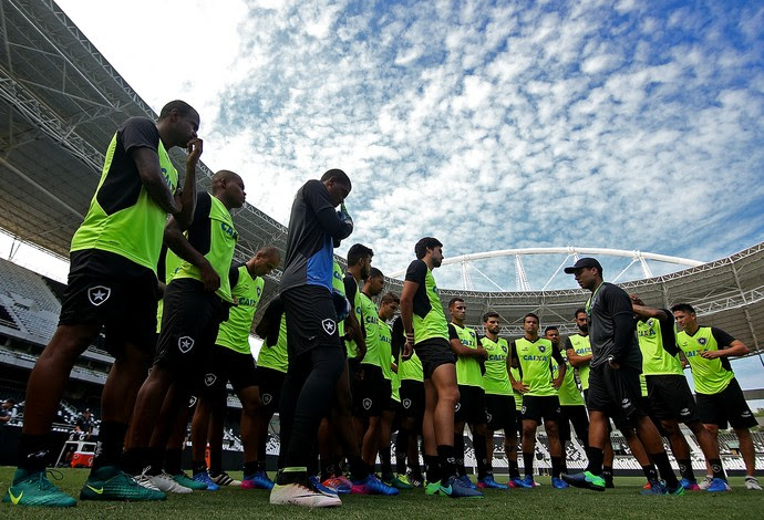 Jair, Botafogo (Foto: Vitor Silva/SSPress/Botafogo)