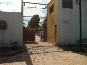Ceduc foi interditado pela Justiça em agosto de 2012 (Foto: Murilo Meireles/G1)