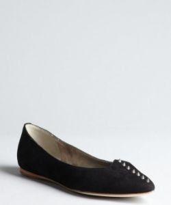 Belle by Sigerson Morrison Varsha Studded Flats