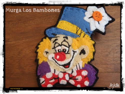 BROCHE MURGA LOS BAMBONES 02