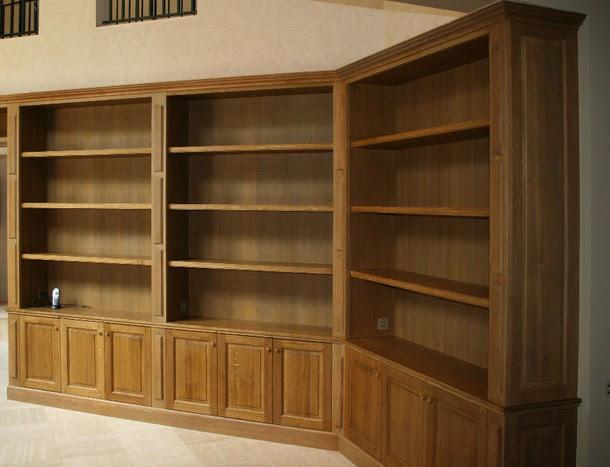 librerie su misura angolari lugano