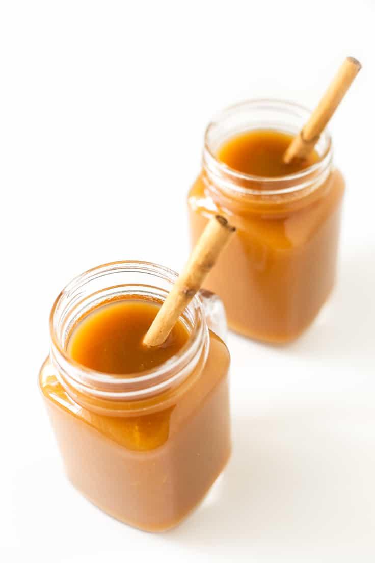 Sidra de manzana - Esta sidra de manzana no es la sidra asturiana, sino una receta típica de norte América. Es una bebida caliente, dulce y muy reconfortante.