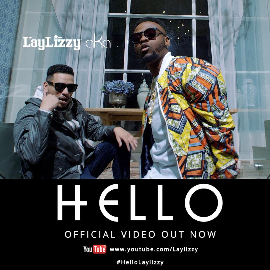 LayLizzy AKA Hello video