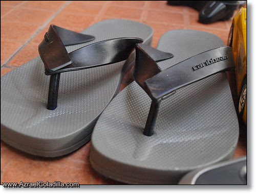 Caribbean Footwear - the new flip flop in town!