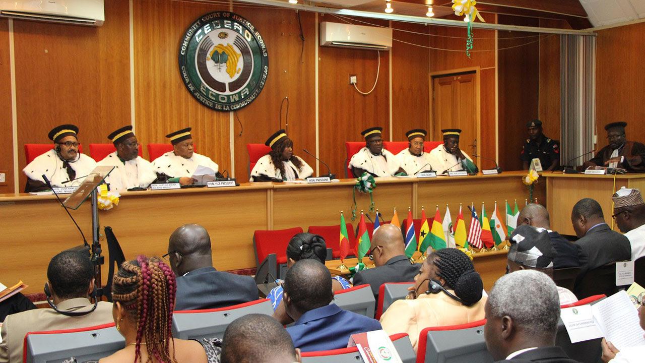 ECOWAS court.