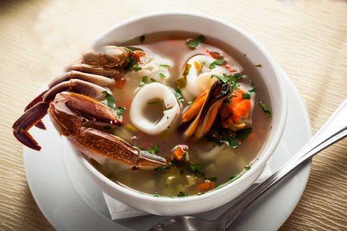 מרק דגים,מסעדת השבוע דולפין ים, ההמלצה שלי רות ברונשטיין 106il ישראל לייף סטייל מגזין אוכל