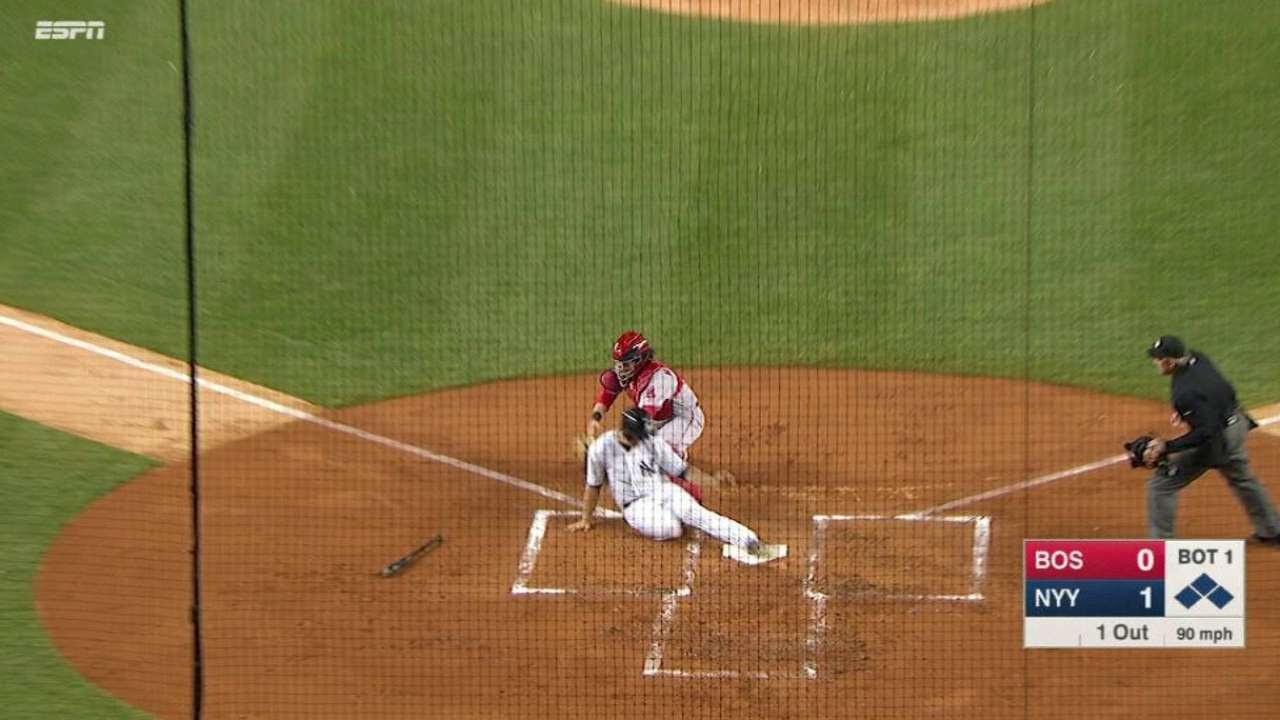 Ofensiva de Yankees explota en respaldo a Tanaka