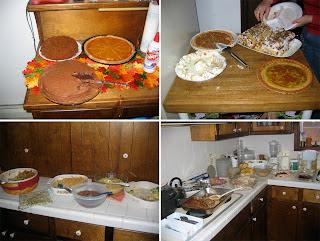 Food montage