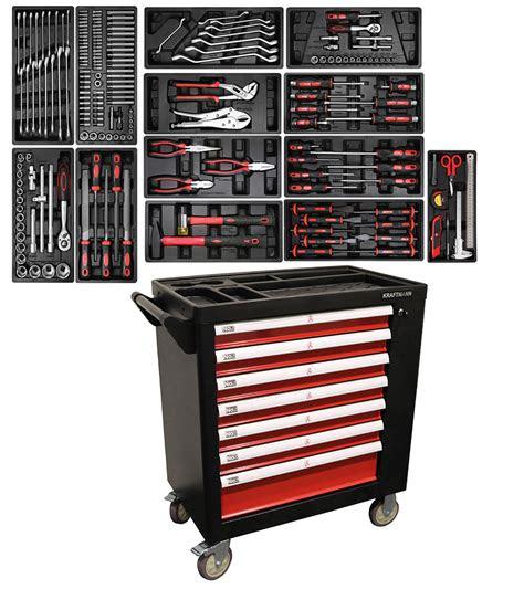 servante garage atelier complete  outils oc profr