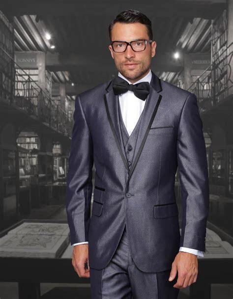 2018 New Arrival Navy Blue men wedding suits Cheap Jacket