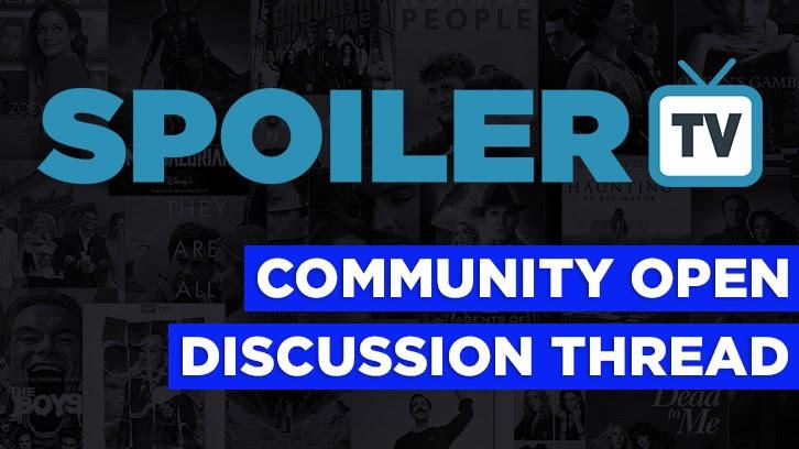 The Daily SpoilerTV Community Abrir tópico de discussão 9