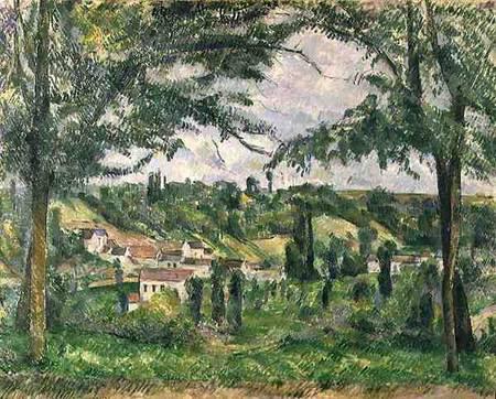 Paul Cezanne Blue Vase World