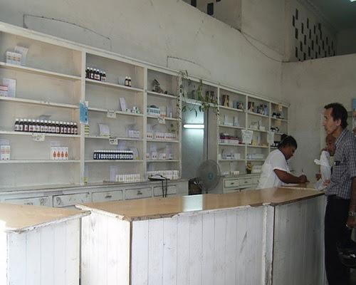 Farmacia cubana