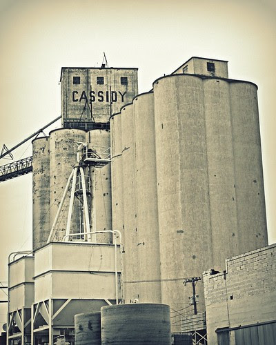 Southwest Oklahoma Grain Elevator
