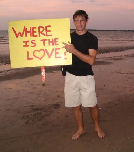 where da love?