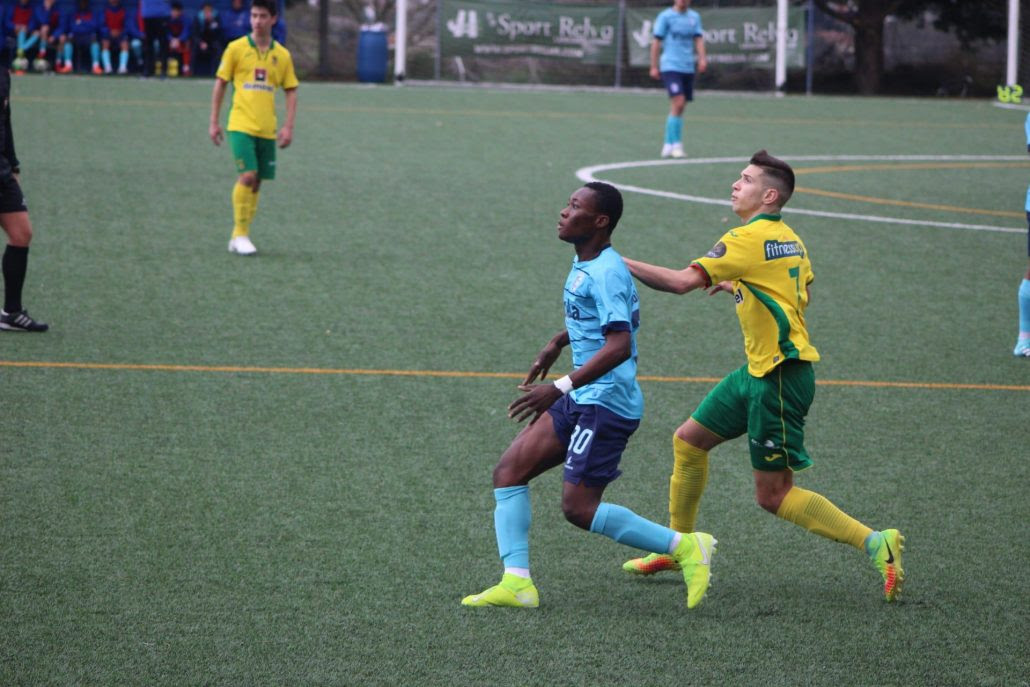 Kinglord Safo Signs For Fc Vizela In Portugal Rising Stars Of Africa