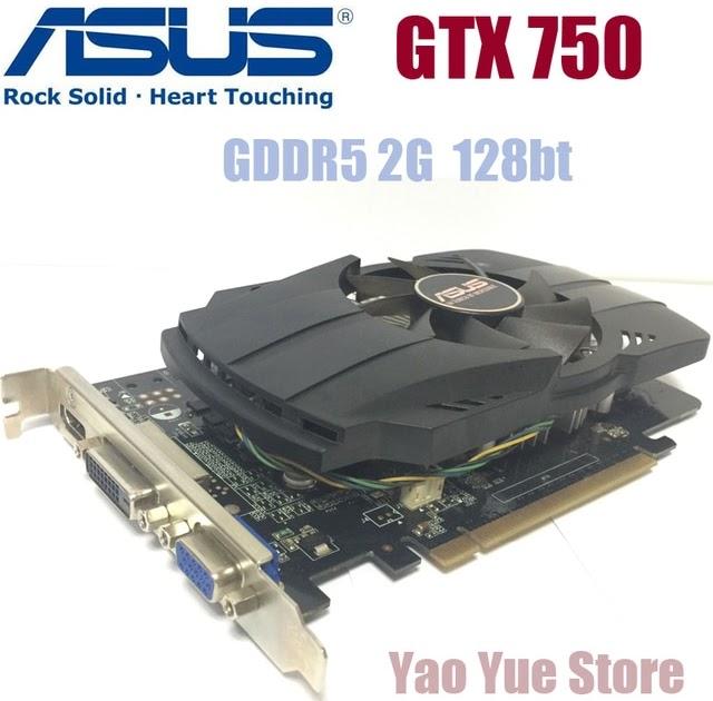 Best Price Asus GTX-750-FML-2GB GTX750 GTX 750 2G D5 DDR5