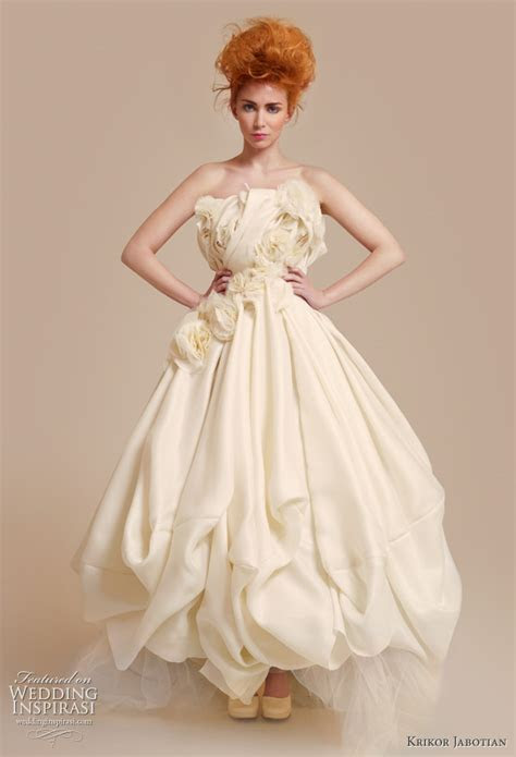 Krikor Jabotian 2010 Couture Dresses   Wedding Inspirasi