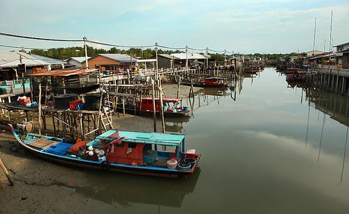 IMG_0524-w Another view Ketam Island Fishing Village