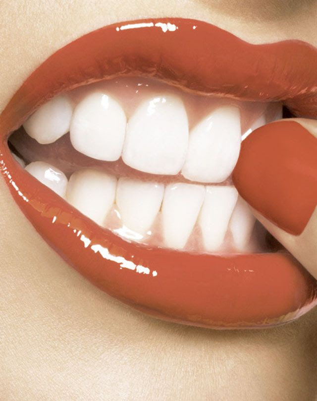 """""""How To Whiten Your Teeth On a Budget""""   How To:  Dip q-tip in hydrogen peroxide (the key ingredient in whitestrips), apply to the surface of your teeth for 30 sec., brush your teeth, repeat once a day for a few days, and see the results."""