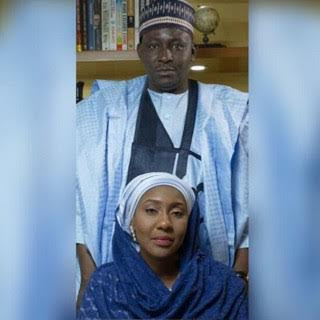 Image result for pictures from president Buhari's daughter fatima wedding