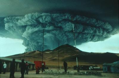 Volcanic Eruption Cloud