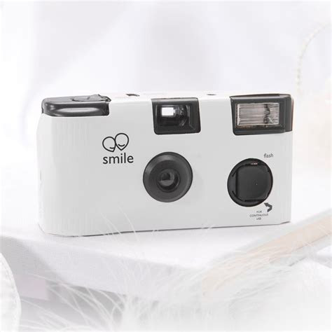 Disposable Cameras    for placing on each table for guests