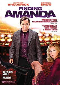 "Cover of ""Finding Amanda"""