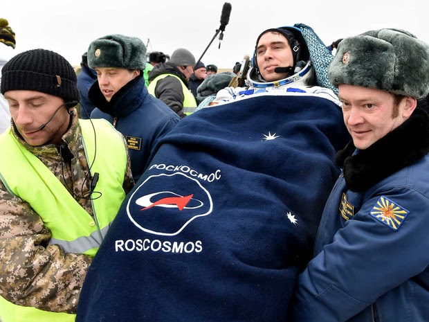 O russo Sergei Volkov (Foto: Kirill Kudryavtsev / Pool / via AFP Photo)