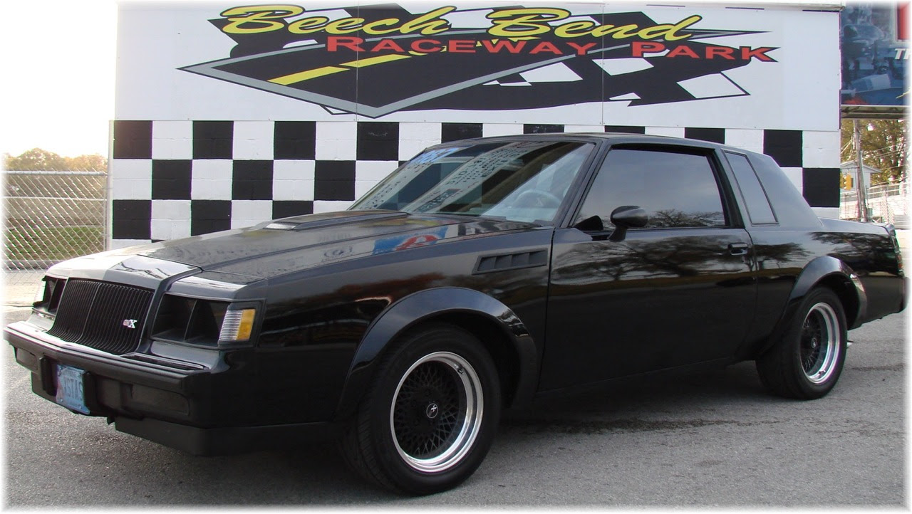 1987 Buick Gnx Replica 1987 Buick Grand National Xstasy Photo Gallery