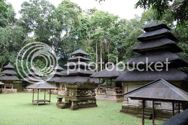 Wisata Alas Kedaton Bali