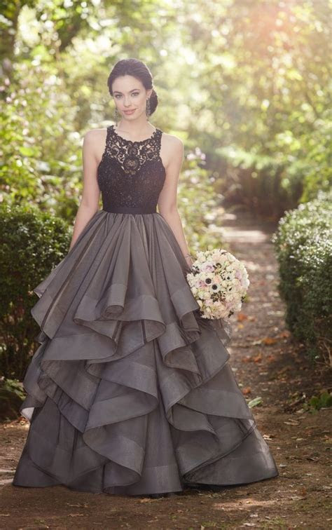 Best 25  Ruffle wedding dresses ideas on Pinterest